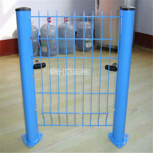 Welded Wire Mesh Fence/Curvy Mesh Fence/Euro Mesh Fence Factory pictures & photos