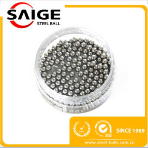 SGS AISI1010 4.72mm G100 Hardened Carbon Steel Ball pictures & photos