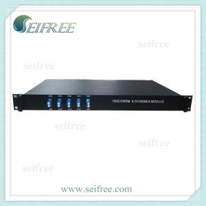 100g 8CH 0108 DWDM Demux Module Multiplexer (FTTH Telecom Pon) pictures & photos