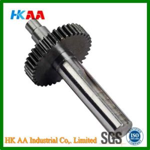 Custom High Precision Drive Shaft, Stainless Steel Gear Drive Shaft pictures & photos
