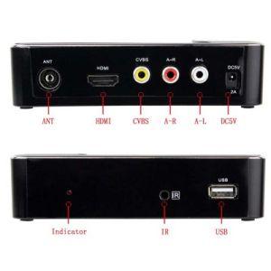 Mini HD DVB-T2 STB MPEG4 Digital Terrestrial Receiver pictures & photos