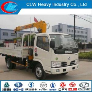 Dongfeng 4X2 2ton Crane Truck pictures & photos