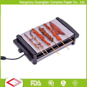 Household Non-Stick Barbecue Paper BBQ Paper pictures & photos