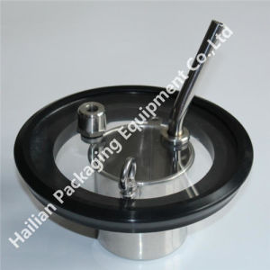Filterable Stainless Steel Milking Bucket Lid pictures & photos