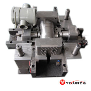 OEM High Quality Pipe Fittings Plastic Injection Mold pictures & photos