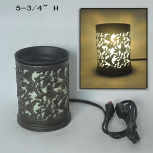 Electric Metal Fragrance Warmer - 15CE00882 pictures & photos