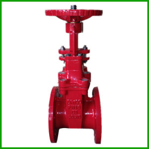 Rising Stem Gate Valve-Rising Stem Resilient Gate Valve-Wedge Gate Valve pictures & photos
