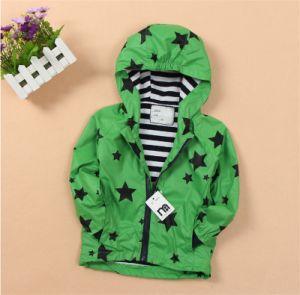 Boutique Children′s Clothing/ New Korean Cardigan Pentagram Jacket pictures & photos