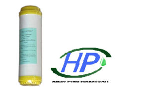 Resin Filter for Household RO Water Purifier pictures & photos