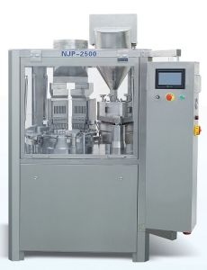 Njp-2000c Auotmatic Capsule Filling Machine pictures & photos
