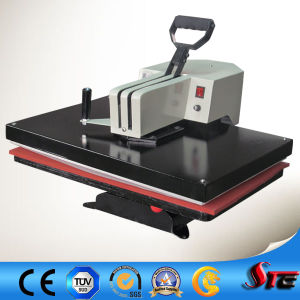 CE Approved Swing Head T Shirt Printing Machine pictures & photos