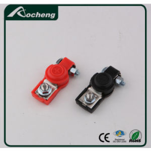 Japan Punching Battery Terminal Connector pictures & photos