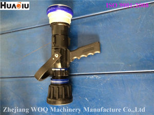 Fire Fighting Spray Water Nozzles with Machino Couplings pictures & photos