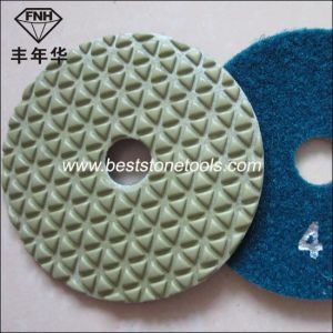 Dd-3 Diamond 5 Step Dry Polishing Pad pictures & photos