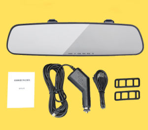 Rear View Mirror Car Dvrs Vehicle Camera pictures & photos