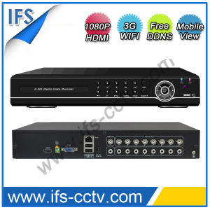 8CH H. 264 960h Network DVR with 1080P HDMI (ISR-S5008) pictures & photos