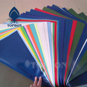Anti-UV PVC Tarpaulin for Truck Cover Tb103 pictures & photos