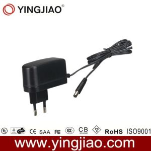 12W 12V DC Switching Power Adapter with CE pictures & photos