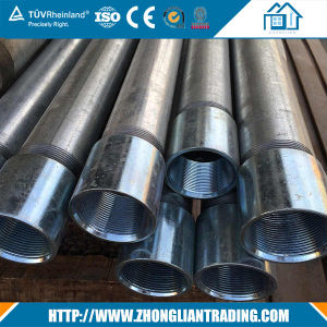 Square/Rectangular Steel Pipe/Tubes Hollow Section Galvanzied / Black Annealing pictures & photos