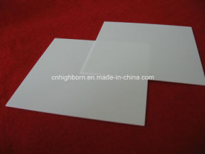 High Temperature 99.7% Alumina Ceramic Plate pictures & photos