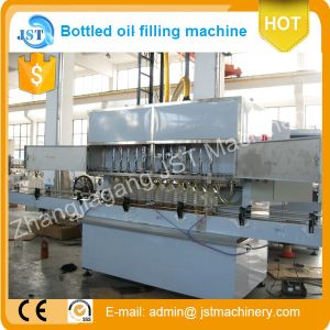 Automatic Oil Filling Production Machinery pictures & photos