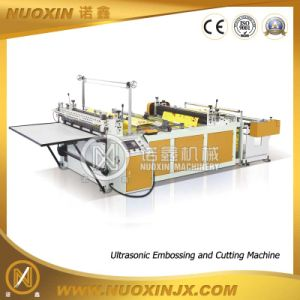 Non Woven Fabric Bag Cutting Machine pictures & photos