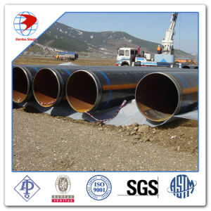 """API 5L X60 Psl2 Welded Pipe 6"""" Sch10 Beveled Ends pictures & photos"""