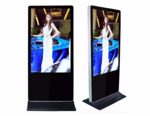 "65"" Floor Standing Kiosk, Advertising Player with Windows OS I3, I5, I7CPU pictures & photos"