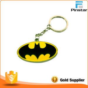Personality Promotion Gifts Custom Batman Metal Anime Keychain pictures & photos