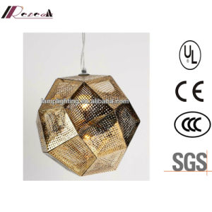 Modern Decoration Stainless Steel Golden Pendant Lamp pictures & photos