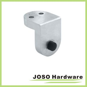 Glass Door Hardware Fastener Stopper for Overpanel Mouting (EC005) pictures & photos