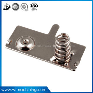 OEM Stamping Stainless Steel/Brass/Aluminum Sheet Metal Stamping Parts pictures & photos