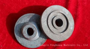 Rough Machined Gear Wheel Forging pictures & photos