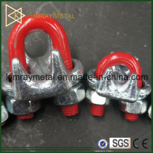 Us Type Carbon Steel Drop Forged Wire Rope Clip pictures & photos
