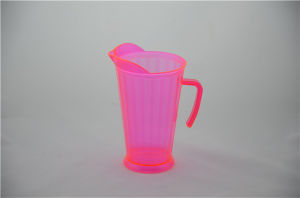60 Oz Plastic Party Pitcher (Pink)