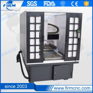 CNC Rotuer Metal Mold Mould Engraving Machine pictures & photos