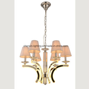 Modern Hotel Decoration Projection Acrylic Chandelier/Hanging Lamp