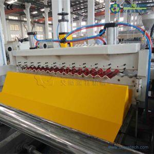 PVC Corrugated Tile Extrusion Line pictures & photos
