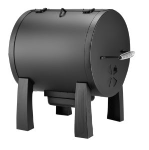 2016 New Design Barrel BBQ Smoker Box Grill pictures & photos