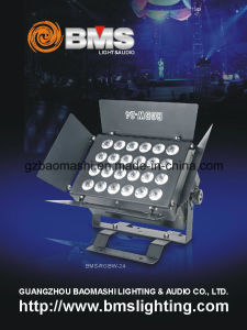 24 RGBW LED 4in1 Face Light Stage Light (BMS-RGBW-24) pictures & photos