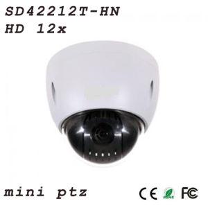 2 Megapixel Full HD 12X Poe+ IP66 Mini Network PTZ Dome Camera {SD42212t-Hn}