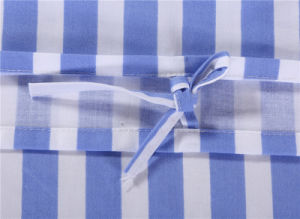 Hospital Washable Cotton Three-Piece Bedding pictures & photos