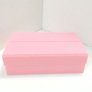 Fuda Extruded Polystyrene (XPS) Foam Board B3 Grade 250kpa Pink 30mm Thick Slotted