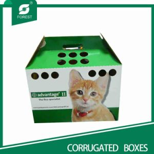 Eco-Friendly Customized Cat House Boxes pictures & photos