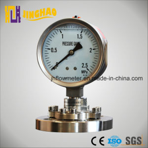 Pressure Gauge Needle Valve/Pressure Gauges for Autoclaves (JH-YL-TP) pictures & photos