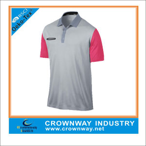 Custom Dry Fit Sports Golf Polo Shirt Manufacturer pictures & photos