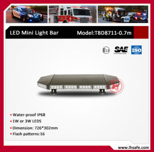 0.7m LED Warning Light Bar (TBD8711-0.7m) pictures & photos
