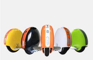 China Wholesale Electrical Unicycle One Wheel Scooter with Bluetooth APP pictures & photos