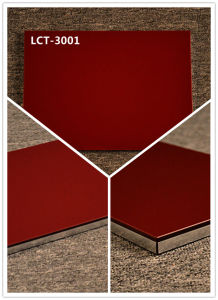 High End Kitchen Cabinet Door High Glossy MDF Material (ZHUV factory) pictures & photos