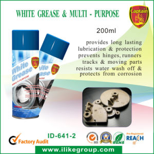 Multi-Purpose White Lithium Grease Spray pictures & photos